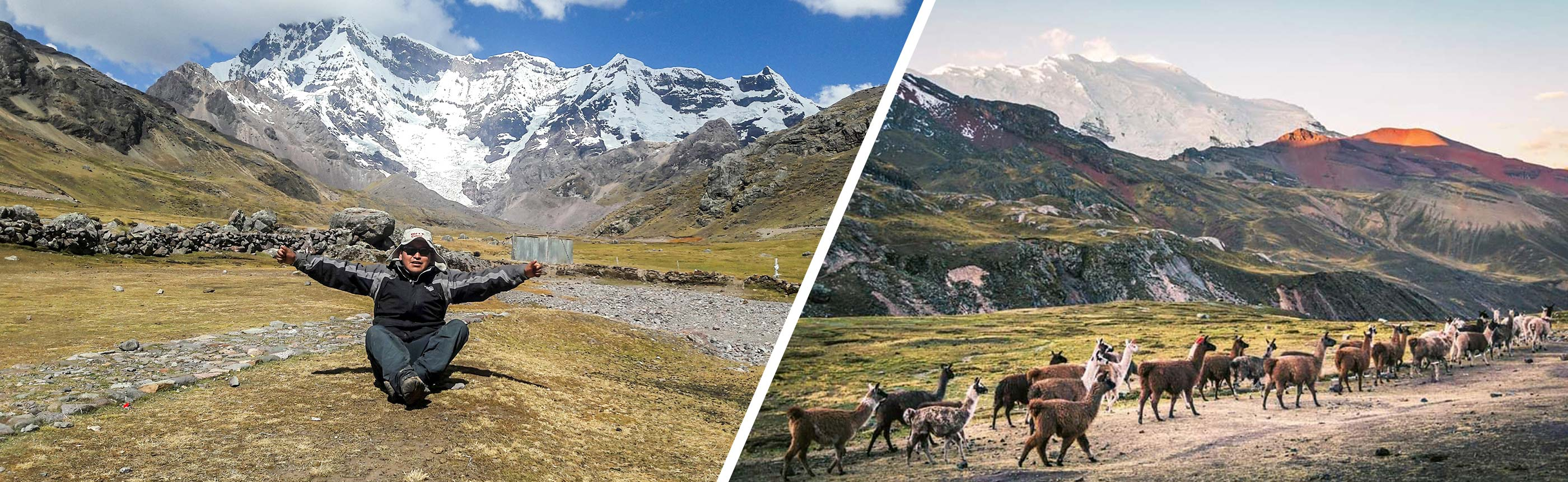 Ausangate Trek and rainbow mountain, 4days/3nights enjoy this unique experience in the Andes off the beaten track