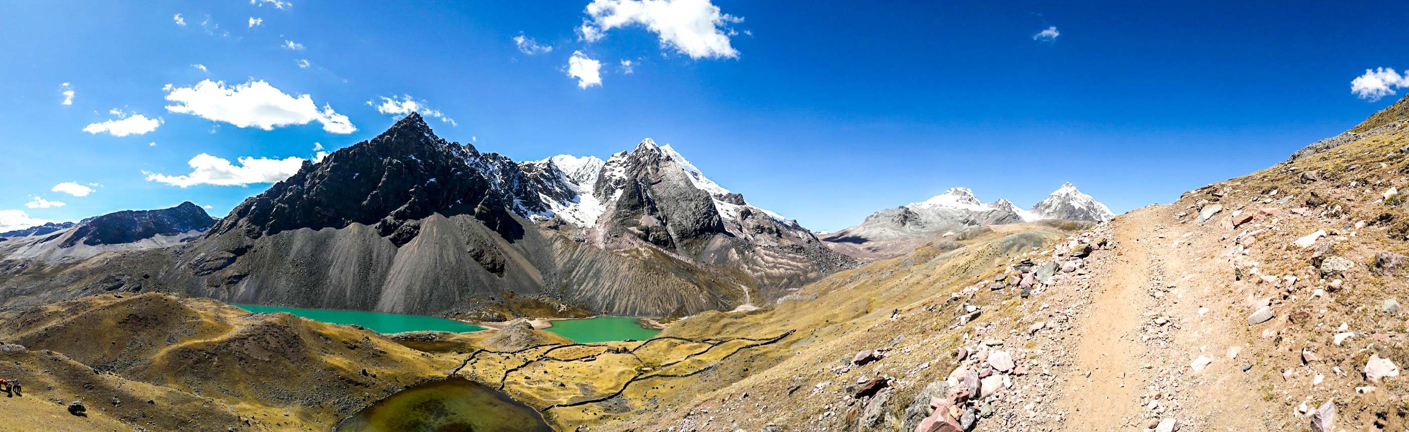 Ausangate Trek & Sibinacocha Lake 7 Days/ 6 Nights