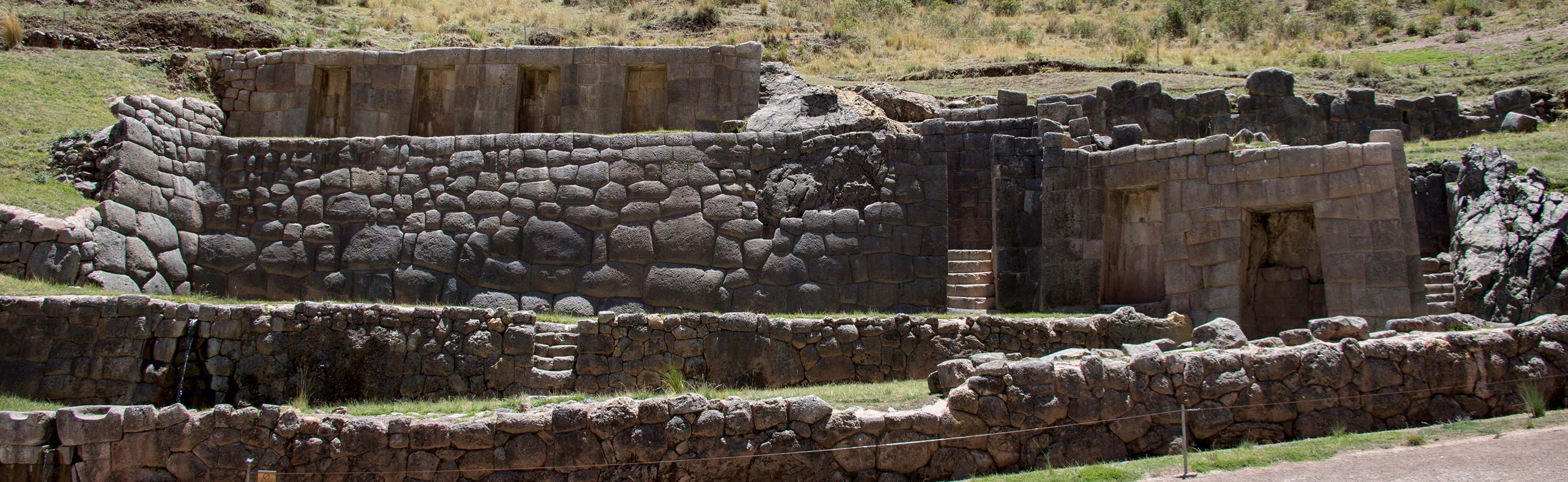 City Tour The inca Baths of Tambomachay in Cusco