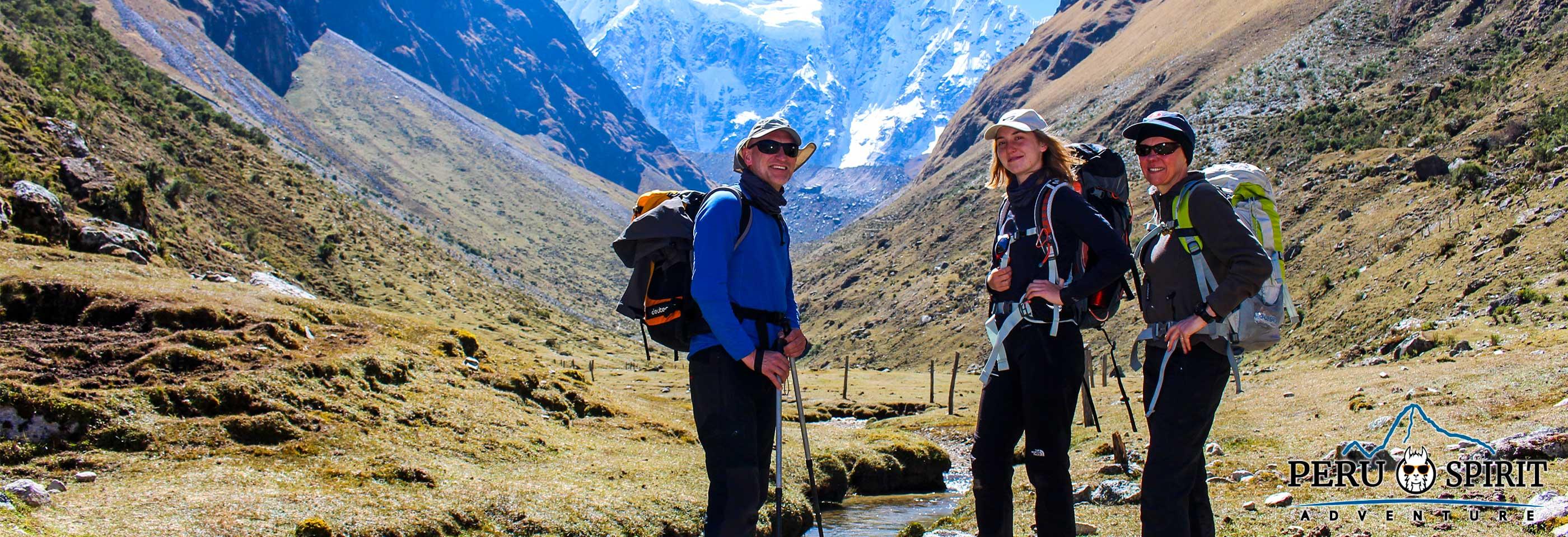 Classic Salkantay Trekking