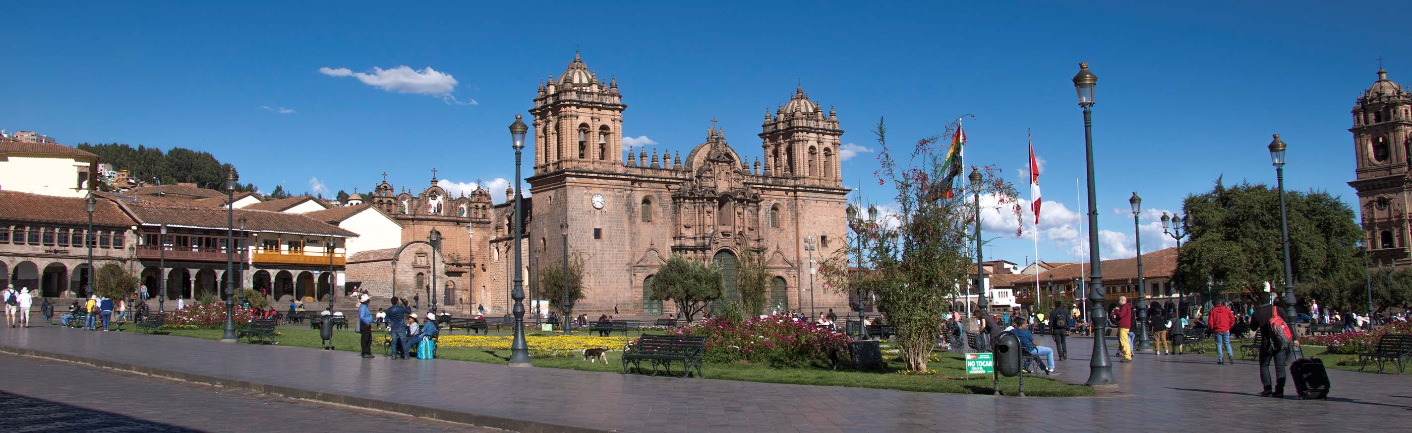 Cusco Main Square City Tour