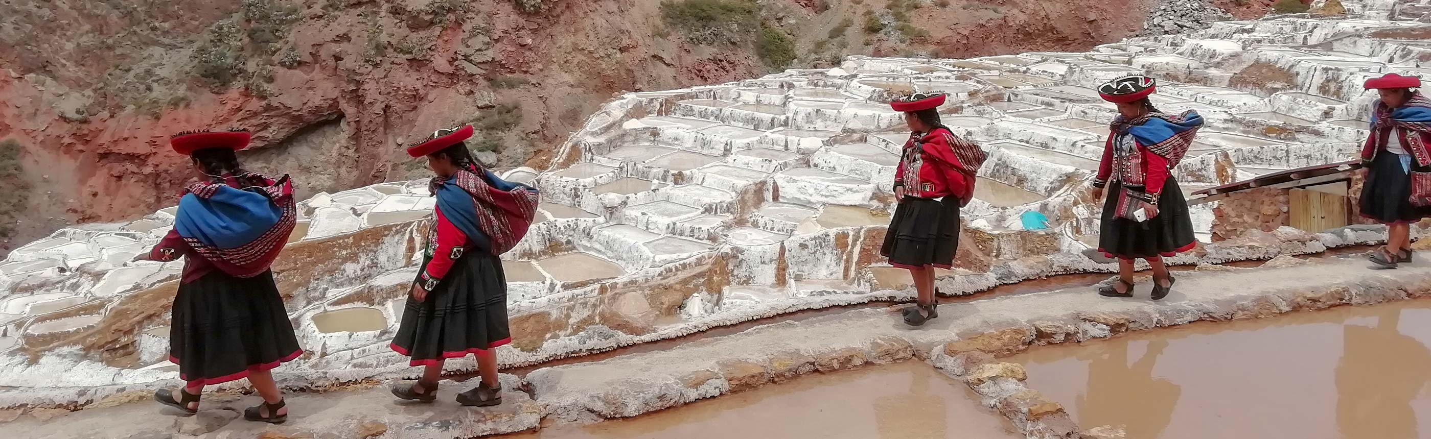 Full Day tour Maras Moray Salt Mines and Pisac Ruins.