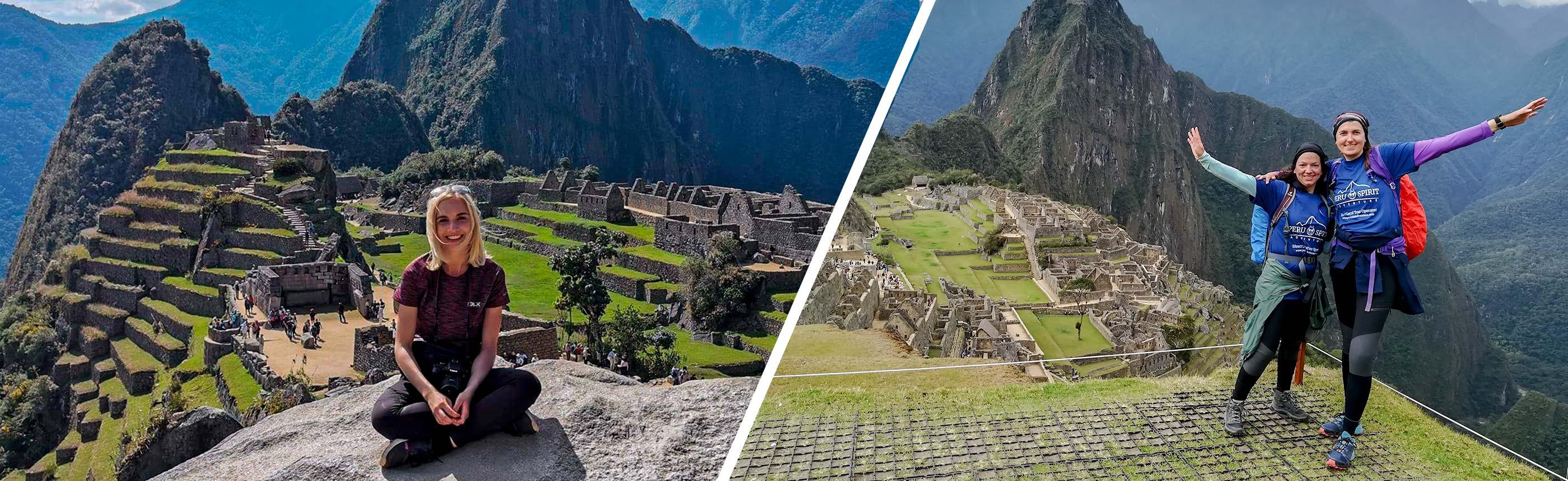 Huchuy Qosqo to Machu Picchu Trek Peru