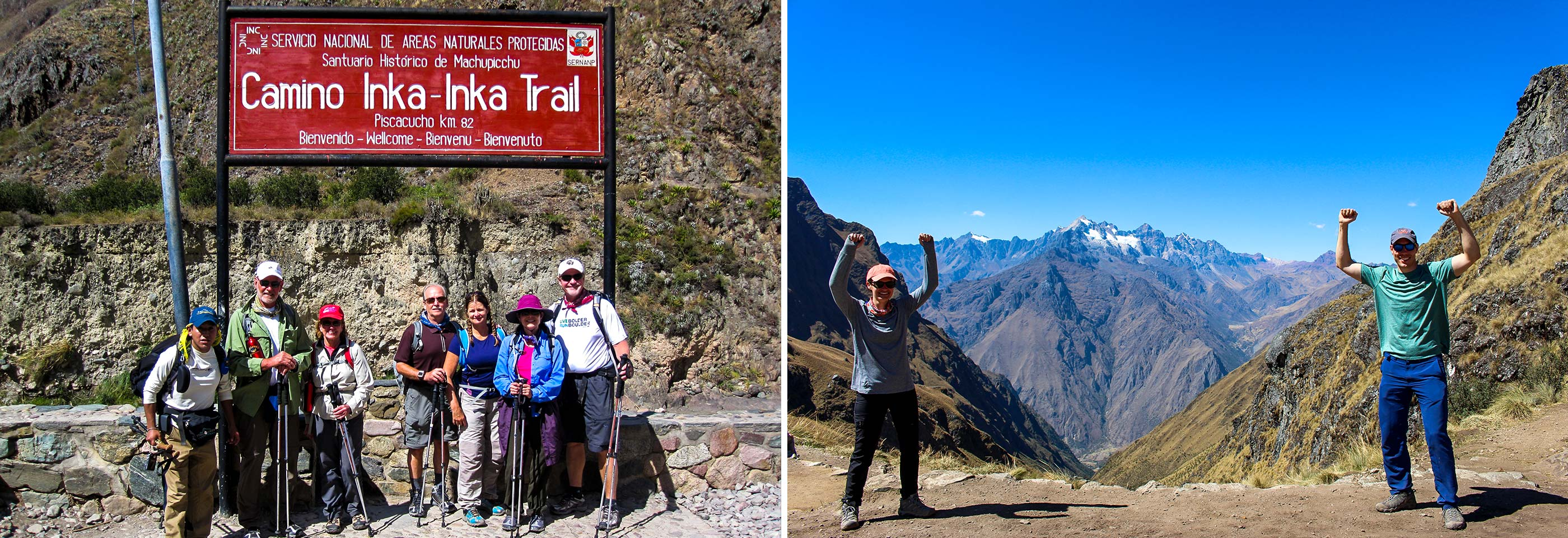 Inca Trail to Machu Picchu Tours in Cusco