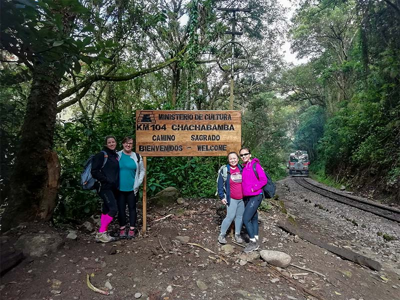 Inca trail 2 days
