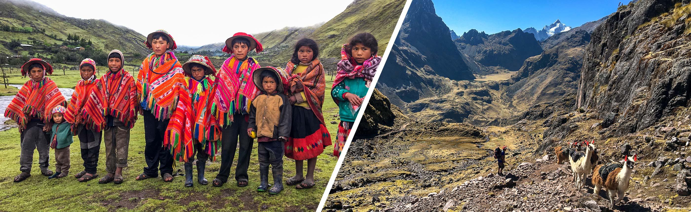 Lares Trek & Short Inca Trail 5 Days