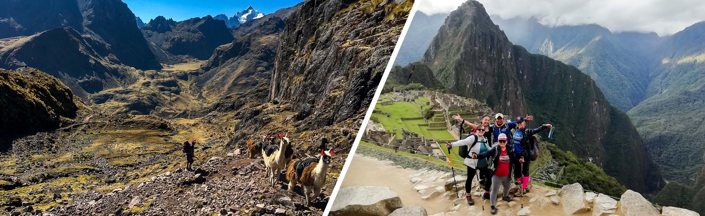 Lares Trek Peru to Machu Picchu