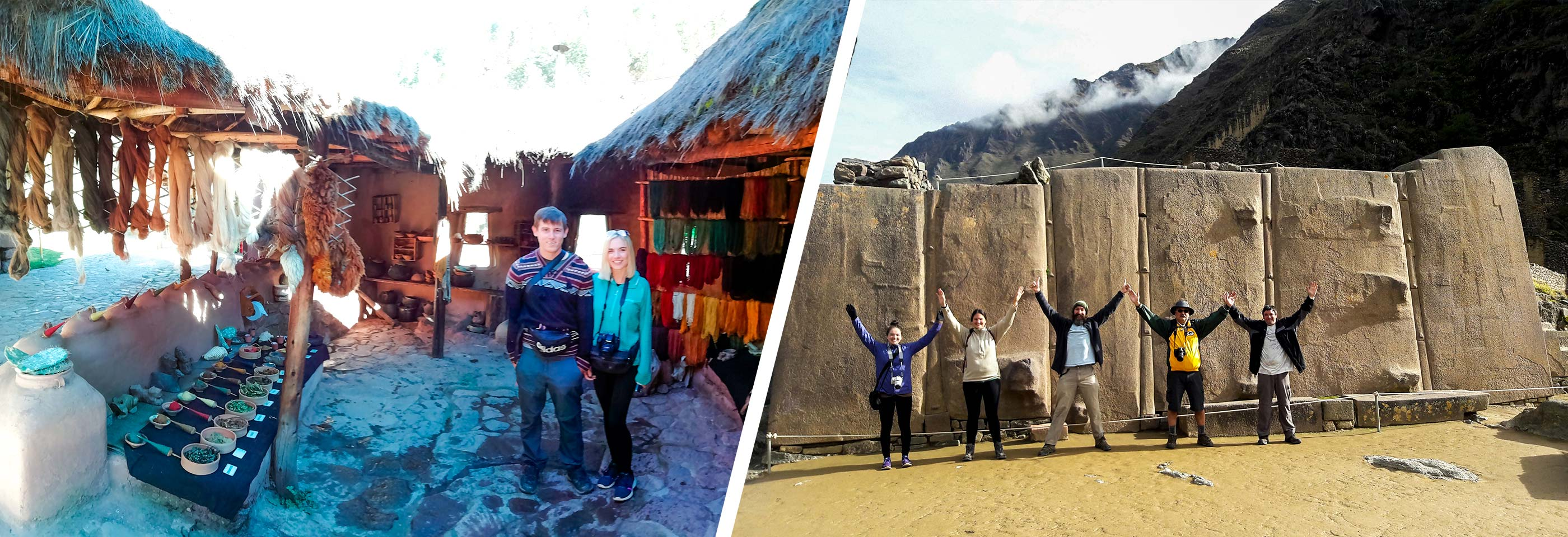 Sacred Valley Pisac and Ollantaytambo Full Day Tour from Cusco