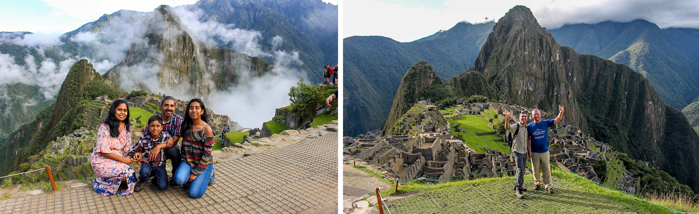 Sacred Valley with Machu Picchu 2D/1N