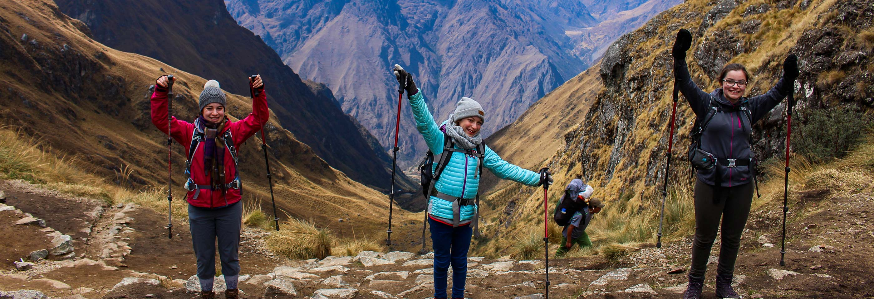 The Inca Trail trave