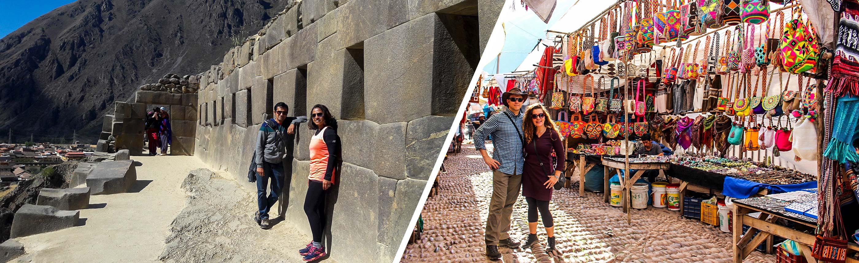 Tour to Sacred Valley & Machu Picchu