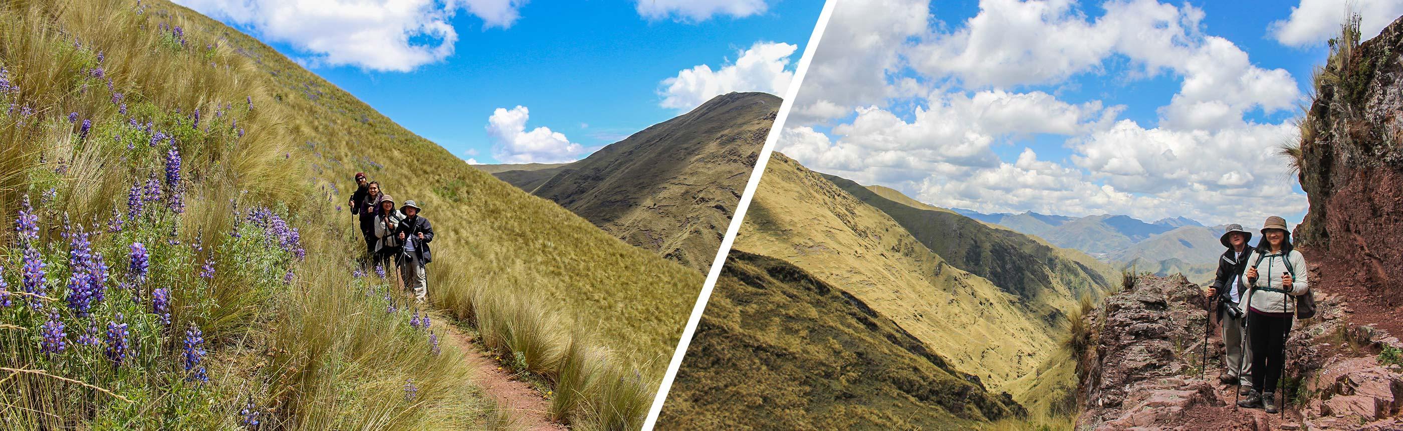 Huchuy Qosqo to Machu Picchu Trek 3D/2N With Local Experts