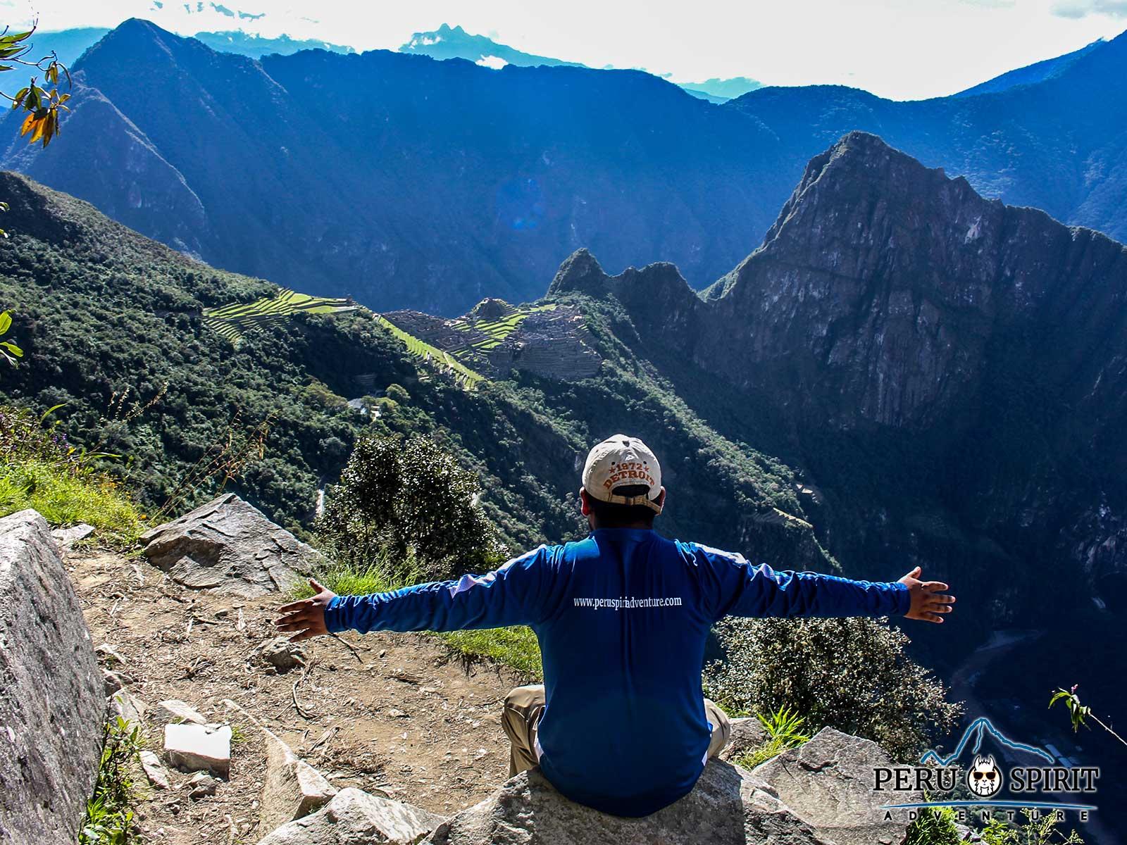 Trekking to Machu Picchu with Peru Spirit