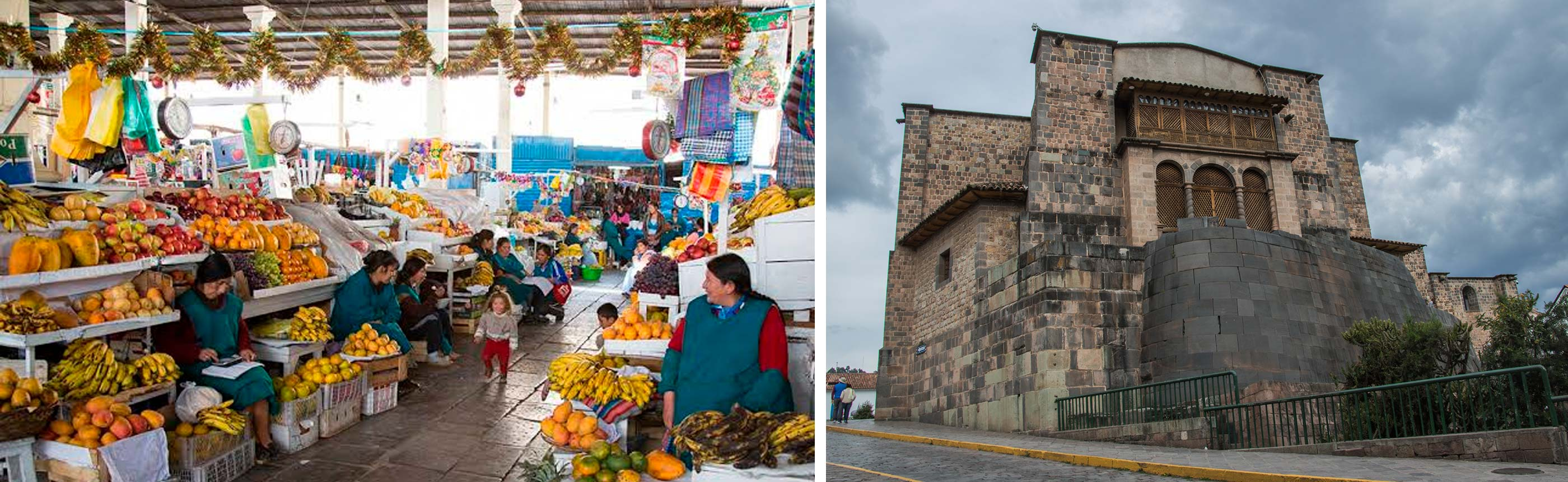Walking Tour in Cusco, Koricancha