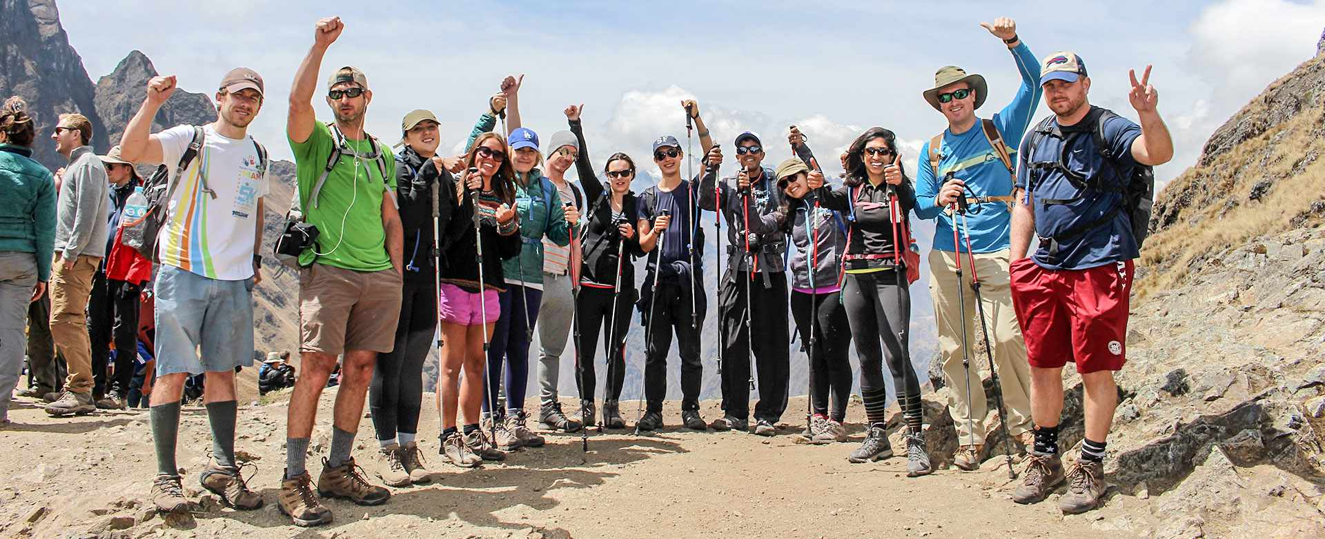 Inca Trail and Salkantay Adventures