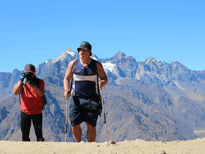 inca trail pass