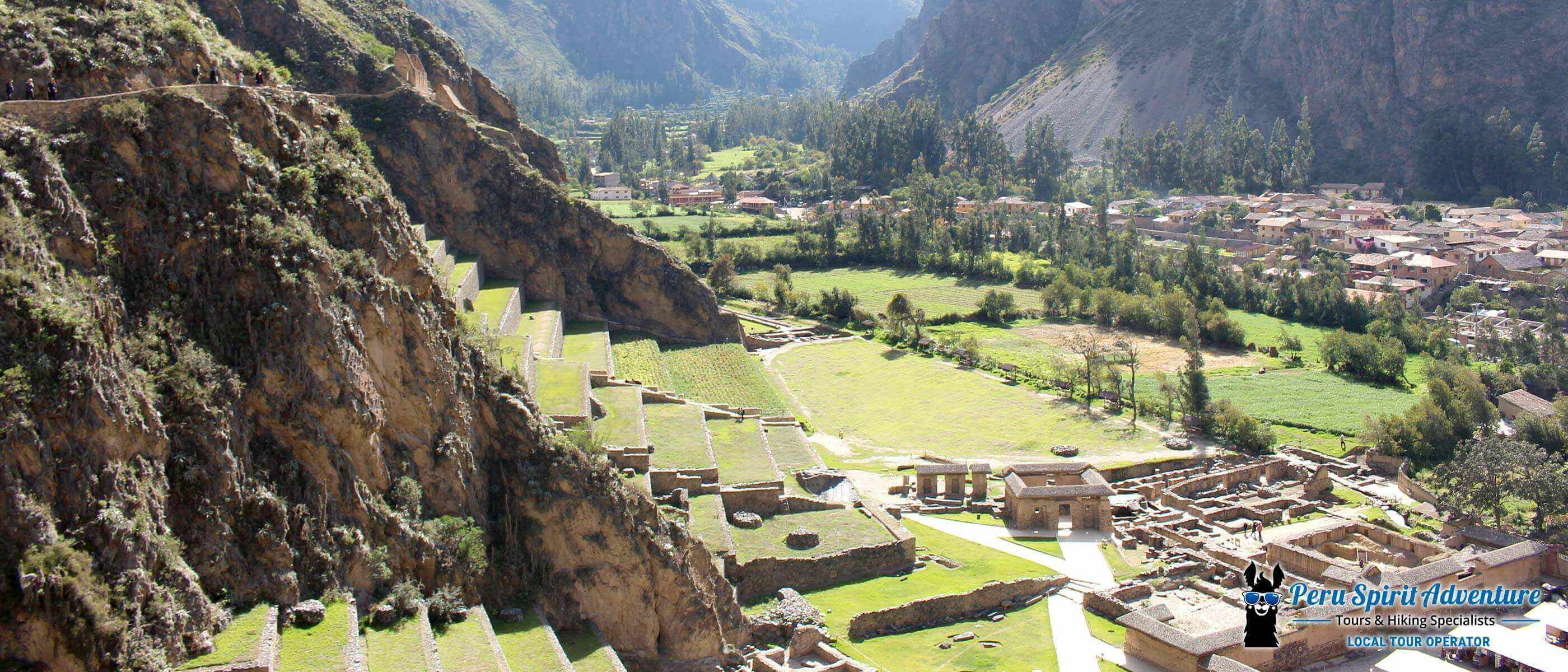 ollantaytambo-trip with local private tour guide cusco
