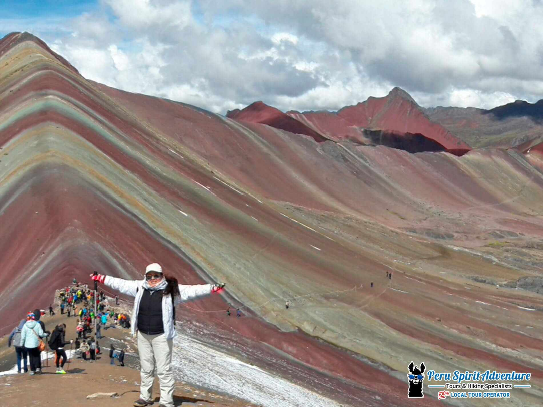 Rainbow Mountain Peru 1 Day Hike Vinicunca Peru Treks