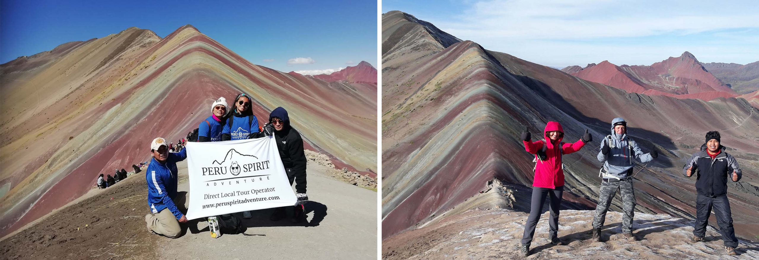 Discover the Best Route to the Famous Rainbow Mountains