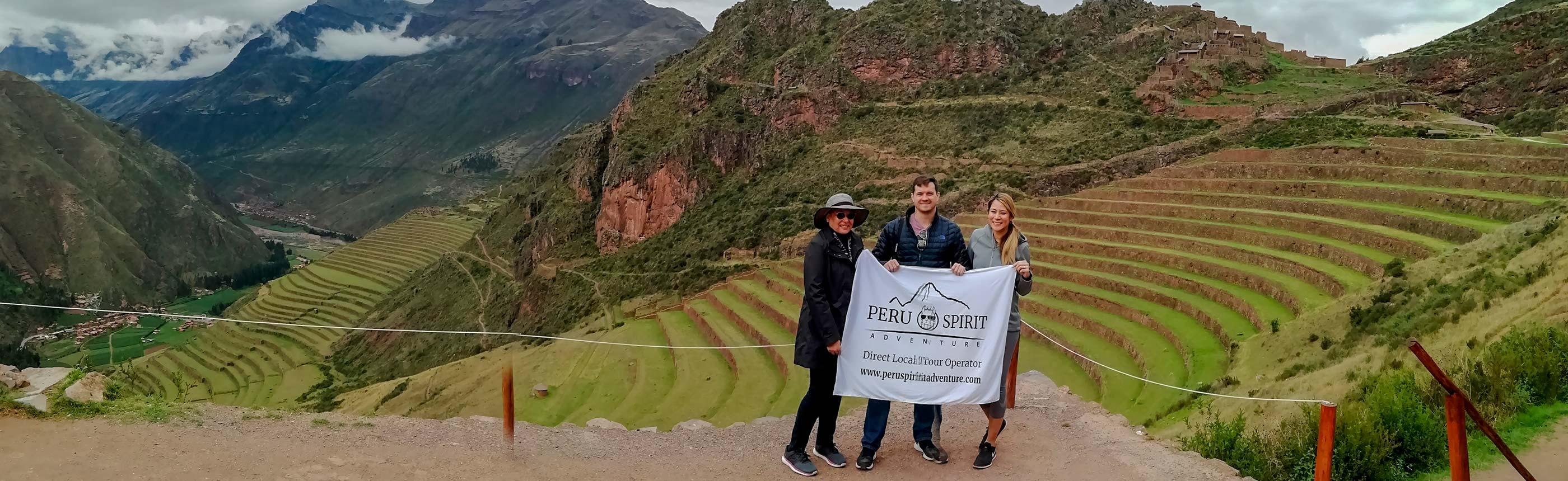 sacred valley Maras Salt mines tour