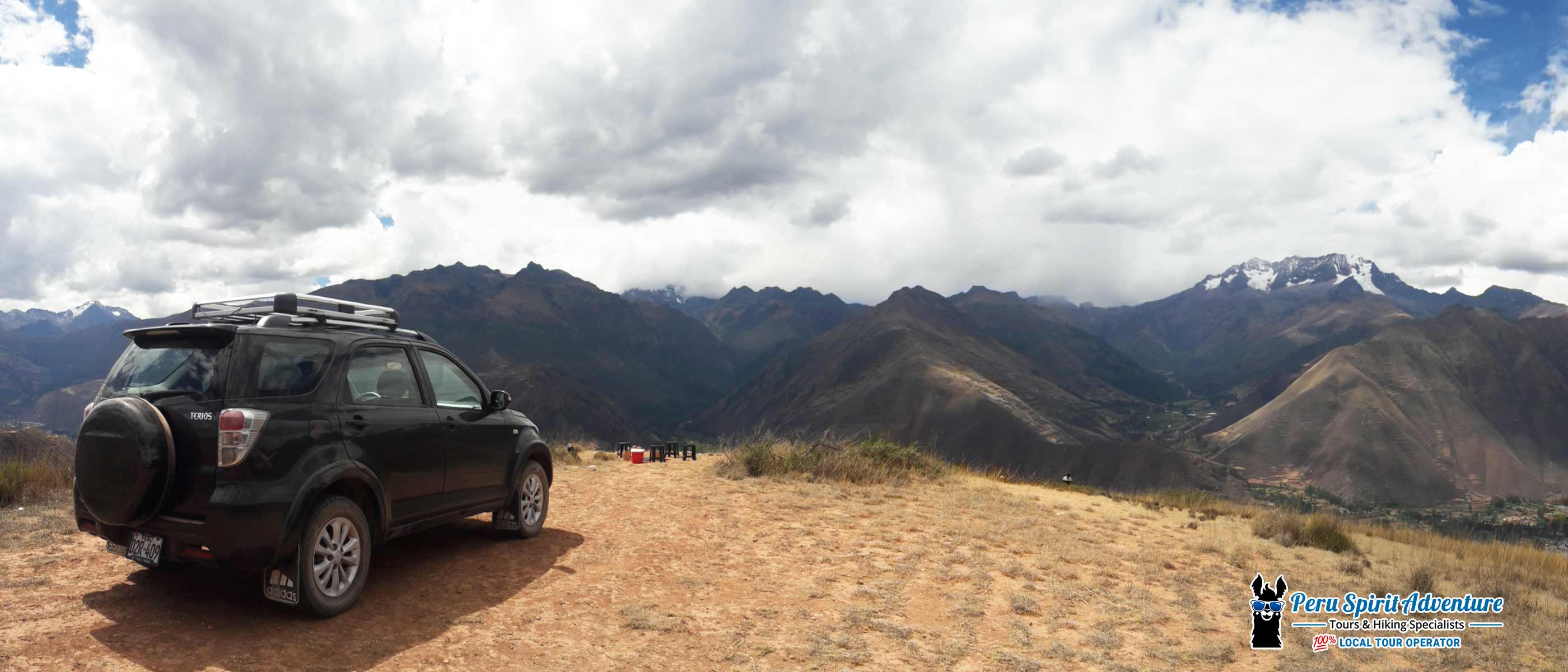 Sacred Valley Day Tour from Cusco Airport