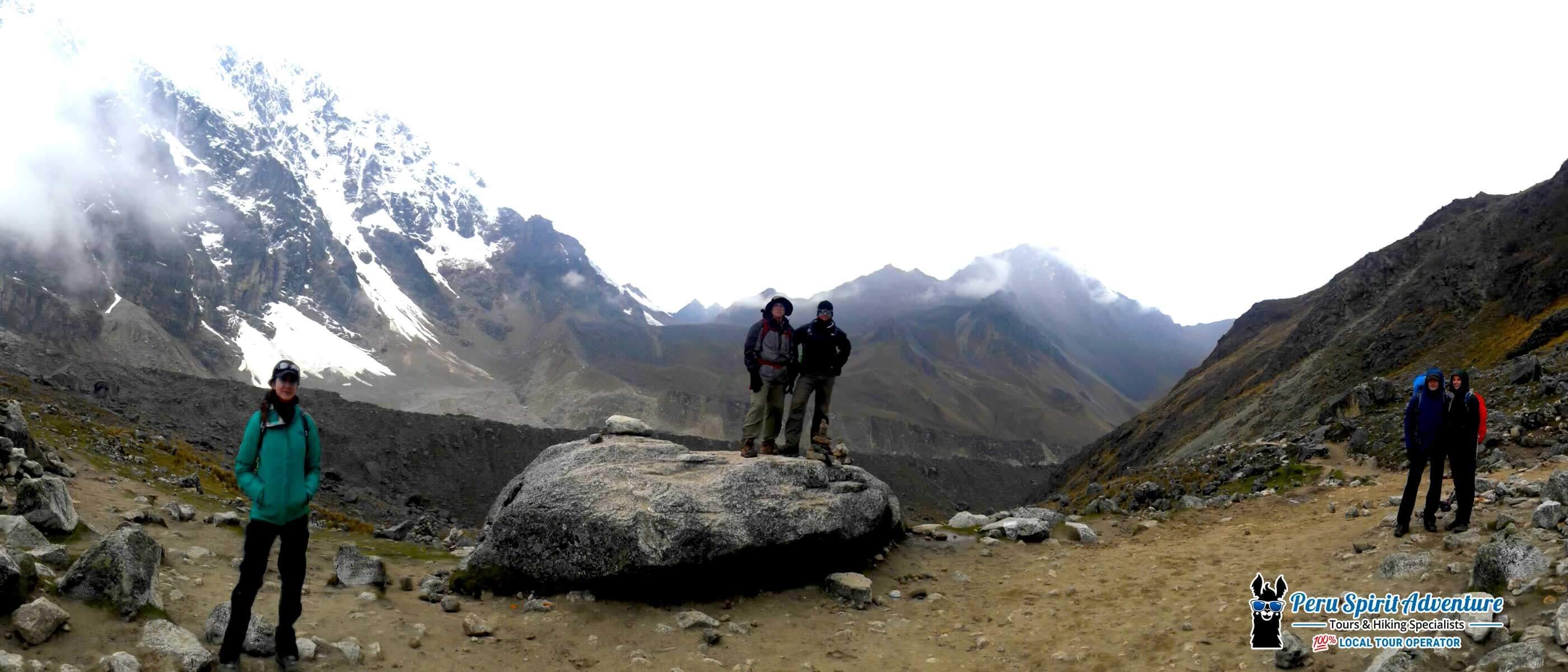 3-days salkantay challenge trek to Machu Picchu