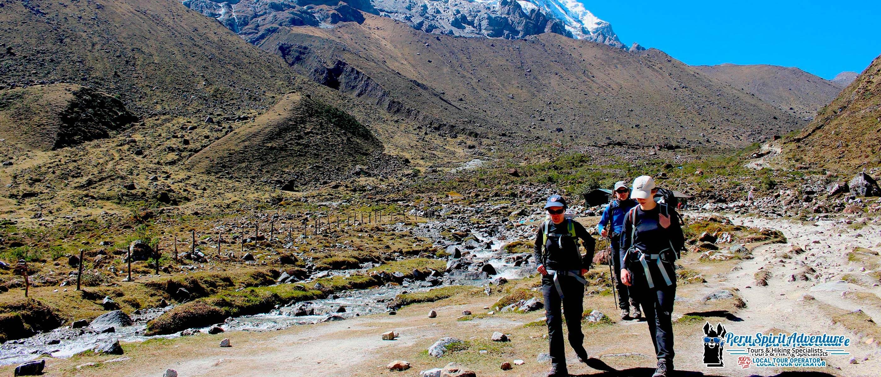 tour to Salkantay trail to Machu Picchu