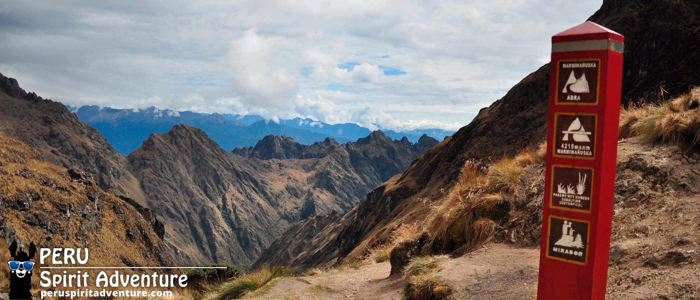 INCA TRAIL 5 DAYS - DAY 2